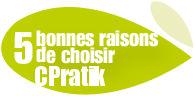 5 bonnes raison de choisir Cpratik