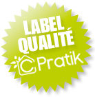 Label qualité Cpratik